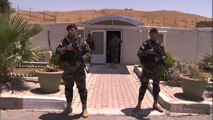 Angst! Christen im Irak- eine Reportage